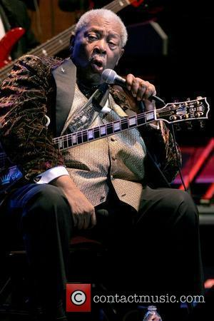 B.B. King  performs at The Hard Rock Live located within the Seminole Hard Rock Hotel and Casino Hollywood ,...