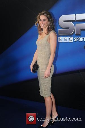 Amy Williams BBC Sports Personality of The Year 2010 - arrivals Birmingham, England - 19.12.10