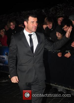 Joe Calzaghe BBC Sports Personality of The Year 2010 - arrivals Birmingham, England - 19.12.10