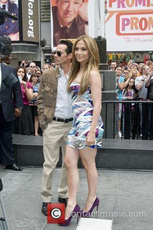 Jennifer Lopez, Billboard and Marc Anthony