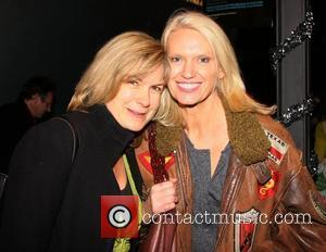 Penny Smith and Anneka Rice Beasts And Beauties Gala Evening at the Hampstead Theatre London, England - 14.12.10