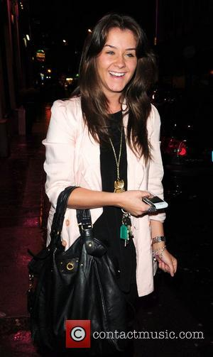 Brooke Vincent James Roberts 'Hair and Beauty' salon launch Manchester, England - 12.01.11