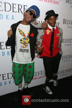 Z, Ricky In the Pink event celebrating the launch of Belvedere Pink at the Belvedere Pink Grapefruit Pop-Up New York...