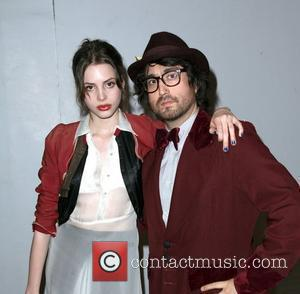 Sean Lennon and girlfriend Charlotte Kemp Muhl 2nd Annual Bent on Learning Benefit at The Puck Building New York City,...