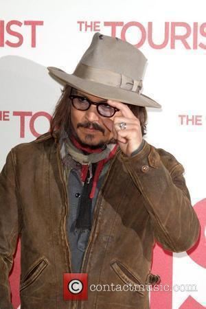 Johnny Depp and Berlin