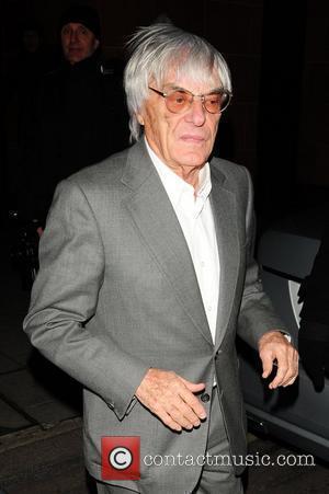 Bernie Ecclestone at C London restaurant London, England - 14.12.10