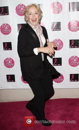 Holland Taylor 8th Annual 'Best In Drag' AIDS Fundraiser held at The Orpheum Theatre Los Angeles, California - 24.10.10