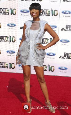 Brandy 2010 BET Awards held at the Shrine Auditorium Los Angeles, California - 27.06.10