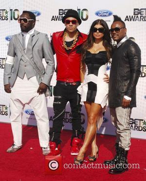 Fergie and Black Eyed Peas