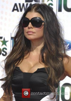 Stacy Ferguson Aka Fergie, Fergie and Black Eyed Peas