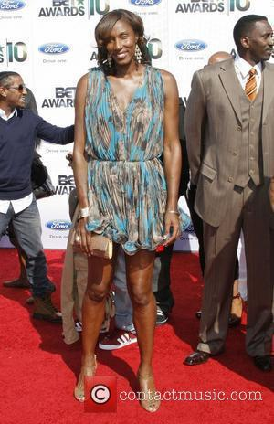 Lisa Leslie 2010 BET Awards held at the Shrine Auditorium Los Angeles, California - 27.06.10