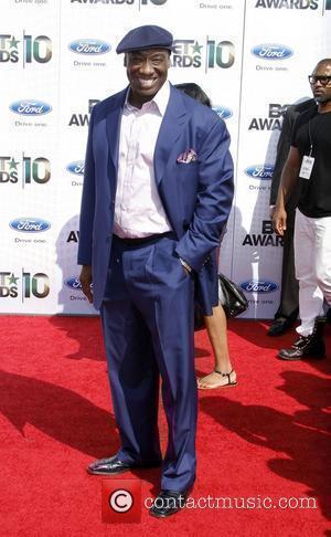 Michael Clarke Duncan 2010 BET Awards held at the Shrine Auditorium Los Angeles, California - 27.06.10
