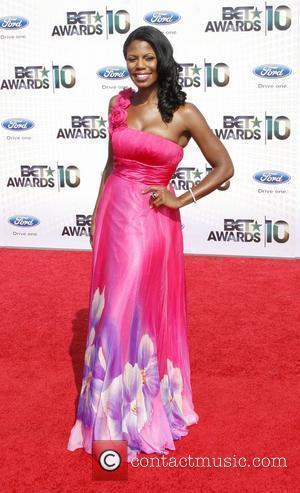 Omarosa Manigault-Stallworth 2010 BET Awards held at the Shrine Auditorium Los Angeles, California - 27.06.10