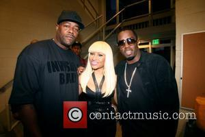 Nicki Minaj and Sean Combs