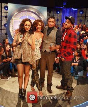 Tia Mowry, The Game and Wendy Raquel Robinson