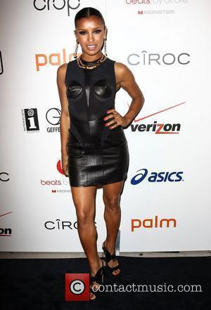 Melody Thornton The Interscope Geffen A&M Records Fourth Annual 'Creme Of The Crop' post-BET Awards Dinner Celebration - Arrivals Los...