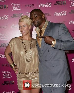 Terry Crews and wife Rebecca Crews 3rd Annual BET Network's BET Awards 2010 Pre-Party Los Angeles, California - 26.06.10