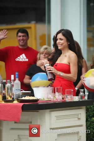 Bethenny Frankel and CBS