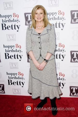 Arianna Huffington,  at Betty White's 89th birthday party at Le Cirque. New York City, USA - 18.01.11