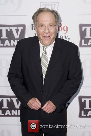 George Segal,  at Betty White's 89th birthday party at Le Cirque. New York City, USA - 18.01.11