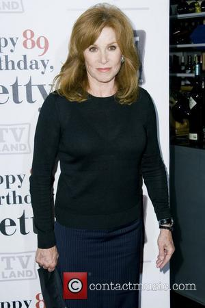 Stefanie Powers,  at Betty White's 89th birthday party at Le Cirque. New York City, USA - 18.01.11