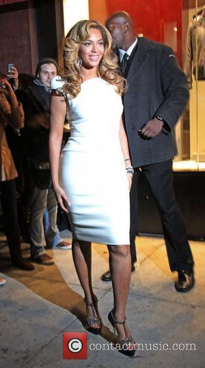 Beyonce Knowles and Lorraine