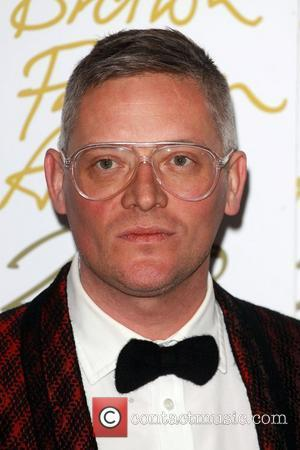 Giles Deacon The British Fashion Awards 2010 held at the Savoy London, England - 07.12.10