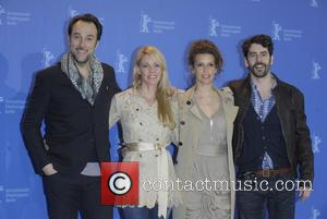 Belen Rueda, Angie Cepeda, Oskar Santos 60th Berlin International Film Festival (Berlinale) - 'For The Good Of The Others' -...