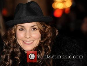 Noomi Rapace 54th BFI London Film Festival: 'Black Swan' UK premiere held at the Vue West End - Arrivals. London,...