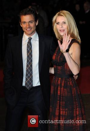 Hugh Dancy and Claire Danes The BFI London Film Festival: 'The King's Speech' - UK film premiere held at the...