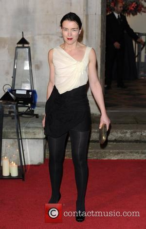 Olivia Williams BFI London Film Festival: Awards Ceremony held at the LSO St Luke's - Arrivals London, England - 27.10.10