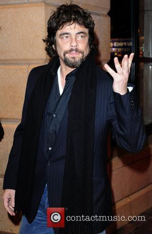 Benicio Del Toro 54th BFI London Film Festival - Miral UK film premiere held at the Vue West End. London,...