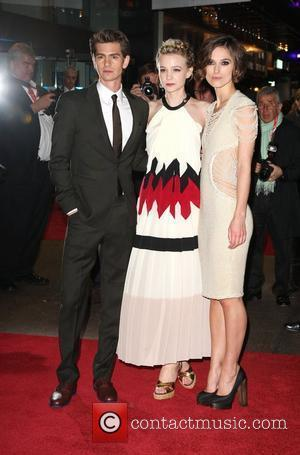 Andrew Garfield, Carey Mulligan and Keira Knightley The 54th Times BFI London Film Festival - 'Never Let Me Go' -...