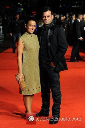 Emil Marwa and Zita Sattar