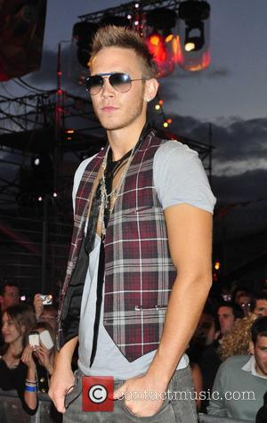 John Joe Bird aka JJ The 11th and final Big Brother 2010 at Elstree Studios Hertfordshire, England - 24.08.10