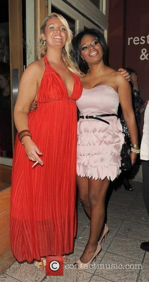 Josie Gibson and Jo Butler at the Big Brother 11 wrap party, held at Grace Bar. London, England - 14.09.10