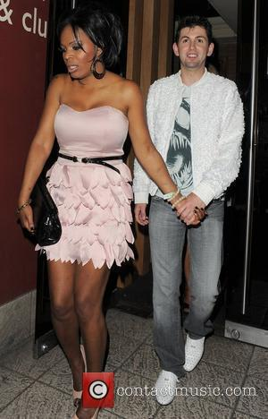 Jo Butler and Mario Mugan at the Big Brother 11 wrap party, held at Grace Bar. London, England - 14.09.10