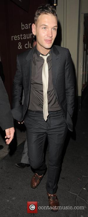 Samuel Preston at the Big Brother 11 wrap party, held at Grace Bar. London, England - 14.09.10
