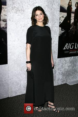 Jeanne Tripplehorn and Hbo