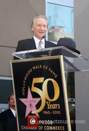 Bill Maher receives the 2,417th star on the Hollywood Walk of Fame Hollywood, California - 14.09.10