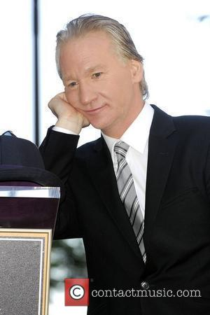 Bill Maher  receives the 2,417th star on the Hollywood Walk of Fame Los Angeles, California - 14.09.10