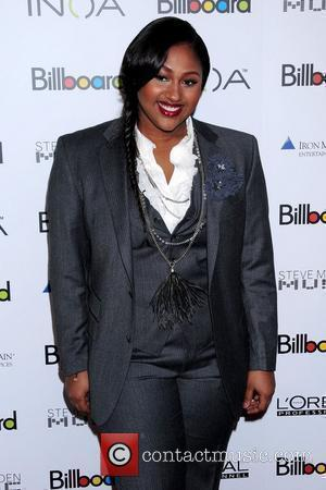 Jazmine Sullivan Billboard's 5th Annual Women In Music awards at The Pierre Hotel - Arrivals New York City, USA -...