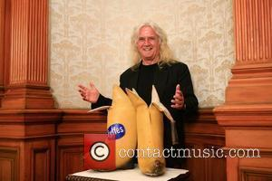 Billy Connolly at the City Chambers to receive the Freedom of Glasgow Glasgow, Scotland - 20.08.10