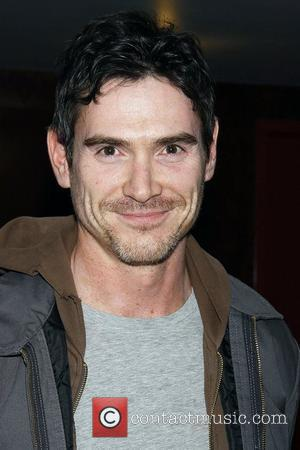Billy Crudup attending a performance of Sam Shepard's 'A Lie of the Mind' at the Acorn Theatre New York City,...