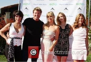 Lesli Kay, Ashley Jones and Winsor Harmon
