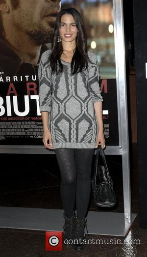 Nadine Velazquez Los Angeles Premiere of 'Biutiful' held at the DGA Theater - Arrivals Los Angeles, California - 15.12.10