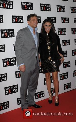 Alex Reid and Katie Price  Keep A Child Alive Black Ball at St John's Smith Square London, England -...