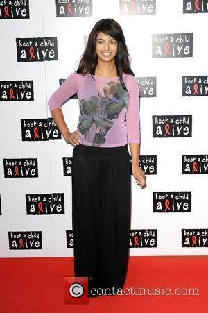 Konnie Huq  Keep A Child Alive Black Ball at St John's Smith Square London, England - 27.05.10