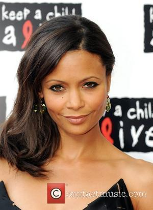 Thandie Newton Keep A Child Alive Black Ball at St John's Smith Square London, England - 27.05.10