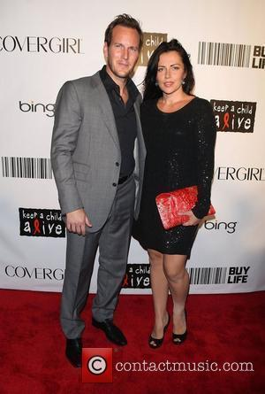 Patrick Wilson, Dagmara Dominczyk   The 2010 'Keep A Child Alive' Black Ball held at the Hammerstein Ballroom -...